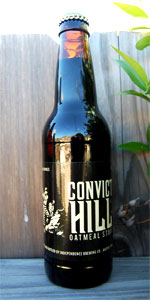 Convict Hill Oatmeal Stout