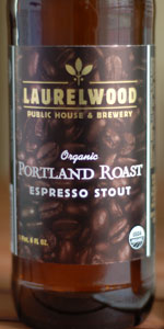 Organic Portland Roast Espresso Stout