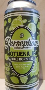 Motueka IPA Single Hop Series 2020