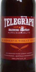 Reserve Wheat Ale