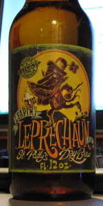 Leapin' Leprechaun Ale