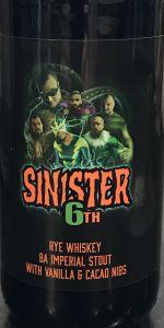 Sinister Sixth V1
