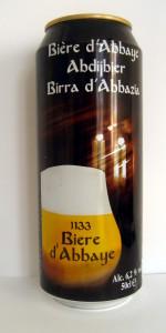 1133 Biere D'Abbaye