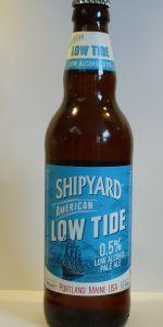 Shipyard Low Tide