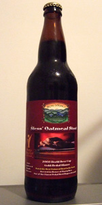 Sless' Oatmeal Stout