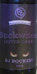 Buckwheat After Dark (BAD) Ale