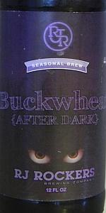 Buckwheat After Dark (BAD) Ale