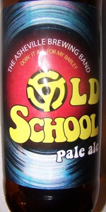 Old School Pale Ale
