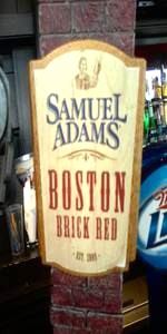 Samuel Adams Brick Red