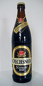Oechsner Schwarz Bier