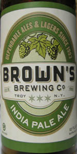 Brown's IPA