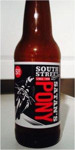 Satan's Pony Amber Ale
