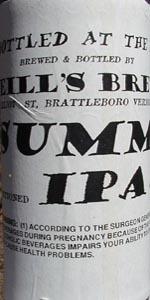 McNeill's Summer IPA