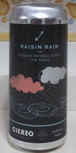 Raisin Rain