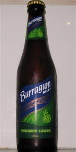 Burragum Billi Organic Lager
