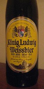 König Ludwig Weiss (Royal Bavarian Hefe-Weizen)