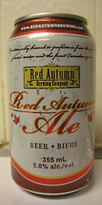 Red Autumn Ale