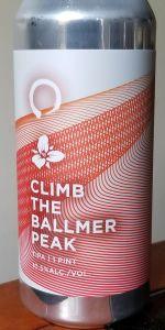 Climb the Ballmer Peak
