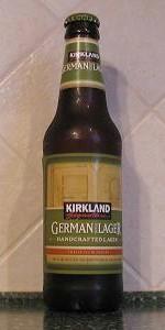Kirkland Signature German Style Lager