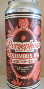 Columbus IPA Single Hop Series 2020
