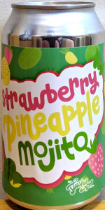 Strawberry Pineapple Mojito Slushy