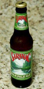 Saranac Pale Pale Ale