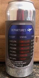 LAX2JFK: Cancelled Flight