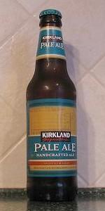 Kirkland Signature Pale Ale