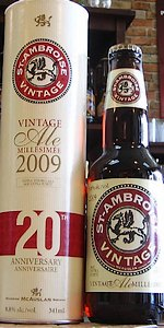 St-Ambroise 20th Anniversary Vintage Ale (2009)