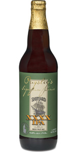 Shipyard XXXX IPA (Pugsley's Signature Series)