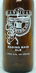Raging Main Ale