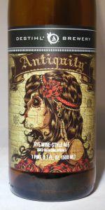 Antiquity Rye Wine