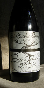 Bare Tree Weiss Wine Vintage 2008