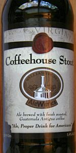 Coffeehouse Stout
