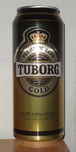 Tuborg Premium Biere De Luxe Gold