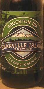 Brockton IPA