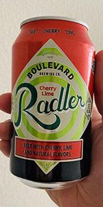 Cherry Lime Radler