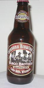 Fargo Brothers Hefeweizen