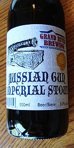 Russian Gun Imperial Stout