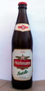 Hurlimann (Sternbrau) Export Bier