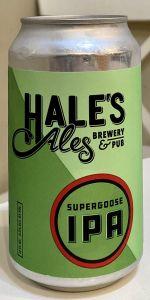 Hale's Supergoose DIPA