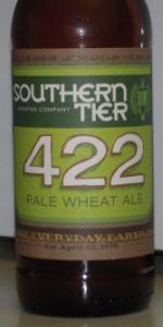 422 Pale Wheat Ale