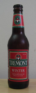 Tremont Winter Ale