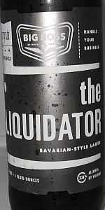 Liquidator Doppelbock