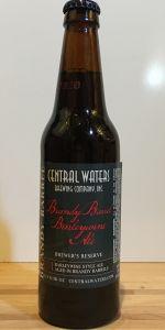 Brewer's Reserve Brandy Barrel Barleywine