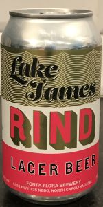 Lake James Rind