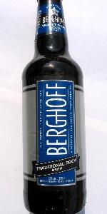 Traditional Bock Beer