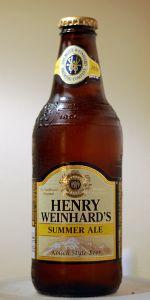 Henry Weinhard's Summer Ale