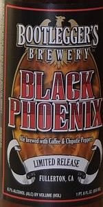 Black Phoenix (Chipotle Coffee Ale)
