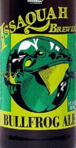 Issaquah Bullfrog Ale